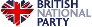british national party logo