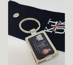 kt-uk keyring chain